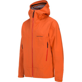 Peak Performance Northern Jacket Herren orange flow